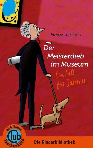 Cover Der Meisterdieb im Museum - in Fall für Jaromir